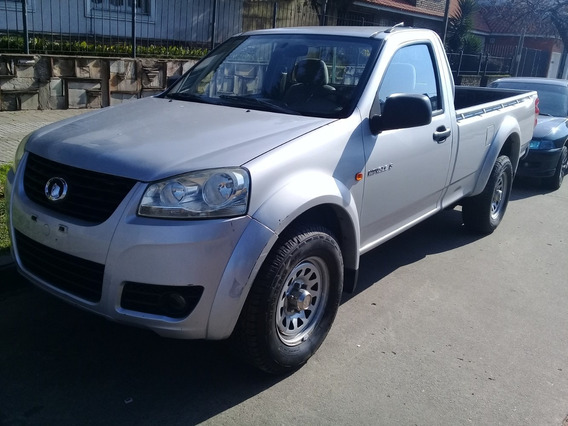 Greet Wall Pick Up Impecable 2014 U$s 4,000 Y 36 Meses