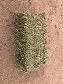 Fardos Cuadrados Y Redondos De Alfalfa