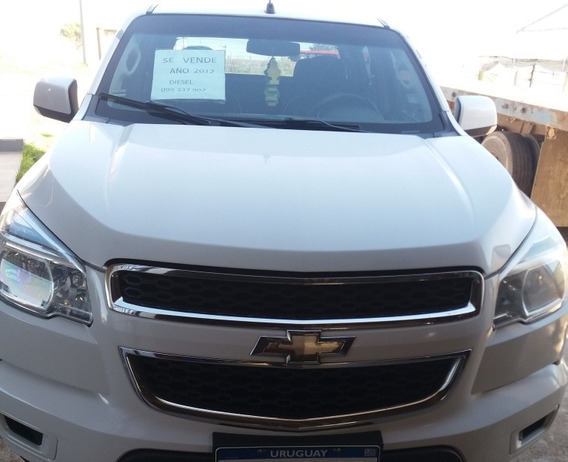 Chevrolet S10 2.8 Cd 4x2 Lt Tdci 180cv 2012