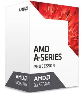 Amd A12 9800e Procesador Am4 Radeon R7 Tranza Uruguay