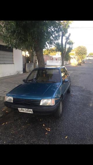 Peugeot 205 Año 1992 Frances