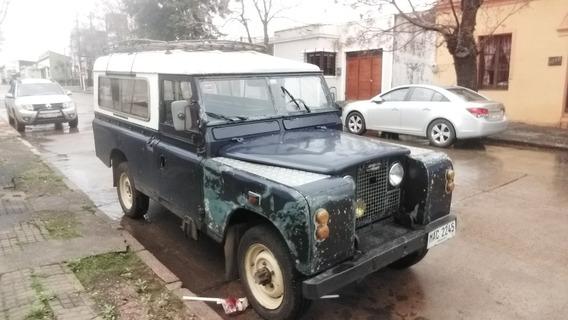 Land Rover 109 Rural Largo