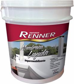 Membrana Liquida Renner 20 Kgs.