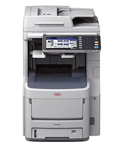 Oki Data Mc780 Workgroup Color Mfp Print Copy Scan Fax
