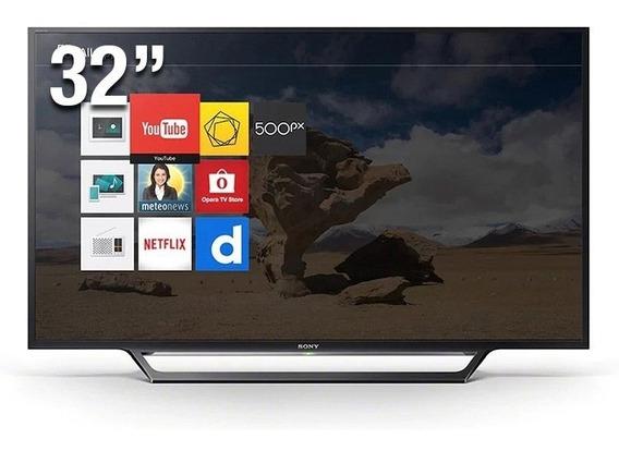 Tv Led Sony 32 Smart Tv Hdw605 Wifi Netflix Navegador Albion