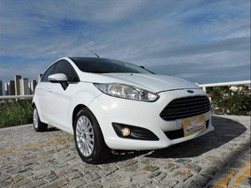 Fiesta 1.6 Titanium Hatch 16v Flex 4p Manual