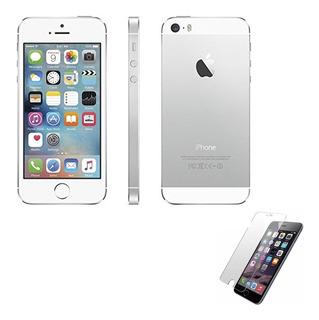 Celular iPhone Ref 5s 16 Gb 1 Gb 8mp Silver
