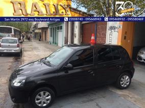 Renault Clio 2016 Full U$s 5200 Y Financia Sola Firma