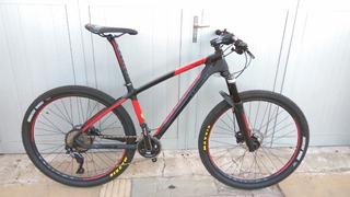 Bicicleta Trinx Carbono V1200 Elite** Full Shimano Slx