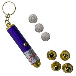 Puntero Laser 5 Puntas Proyeccion Presentaciones - El Regal