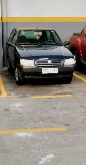 Fiat Uno 3ptas 115.000 Km Oportunidad! U$$5.900