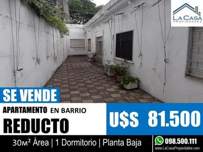 1 Dormitorio - Apartamento En Prado