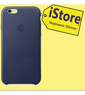 Leather Case - iPhone 6 Plus Oferta Silicon Case En Stock