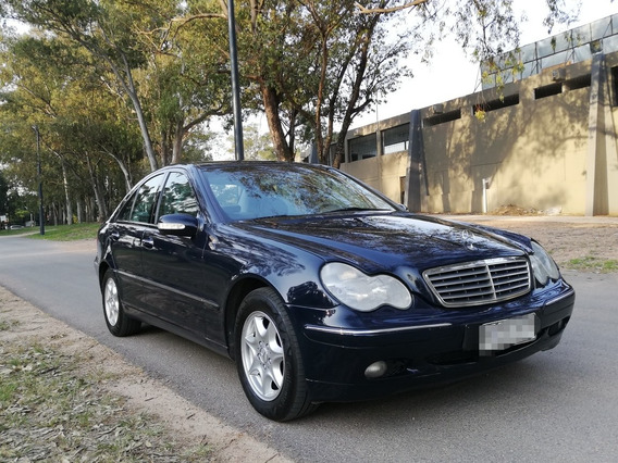 Mercedes-benz Clase C 2.2 C220 Cdi Elegance At 2001