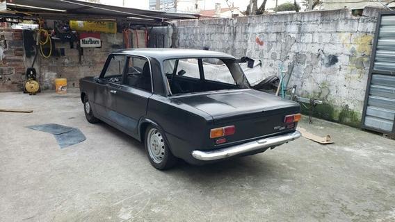 Fiat 124 Rr
