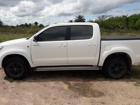 Toyota Hilux 2.7 Cd Srv Vvti 4x4 - A3 2013