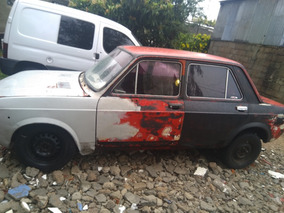 Fiat 128 L Berlina Tiene Junta Quemada