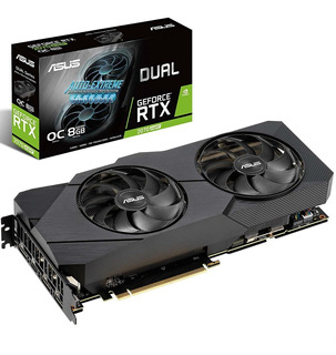 Tarjeta Video Asus Geforce Rtx 2070 8gb Ddr6 Tranza