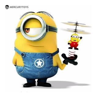Minions Hada Helicoptero Volador Juguete Novedad
