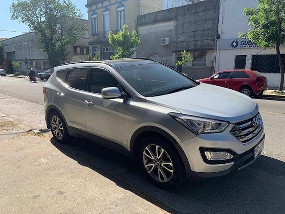 Hyundai Santa Fe 3.3 4wd - Impecable. Tomo Permuta