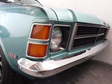 Chevrolet/gm Caravan 6cc Placa Preta 1978