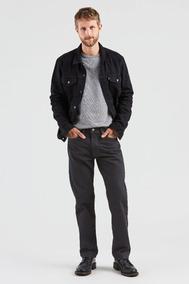 Jean Levi´s® Hombre 505 Regular Fit Black Black