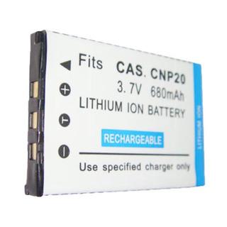 Cargador De Batería Para CASIO Exilim EX-S10 EX-S10A EXS10 EXS10A Digital Cámara NP60