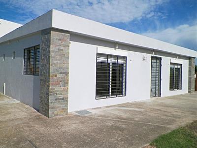 Excelente Casa A Estrenar De 1 Dormitorio En Manga Rural
