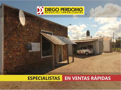 Vivienda Y Local Comercial En Venta,rincón De Albano