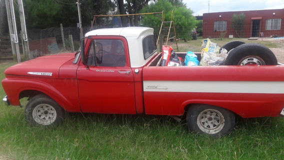 Ford F-100 1962