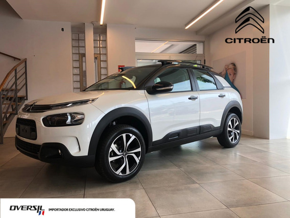 New Suv Citroen C4 Cactus Shine 1.6cc 165 Hp Thp