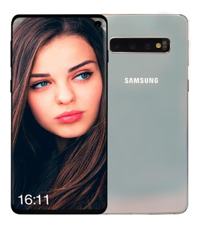 Samsung Galaxy S10 Nuevo 8gb Ram 128g + Funda Dimm