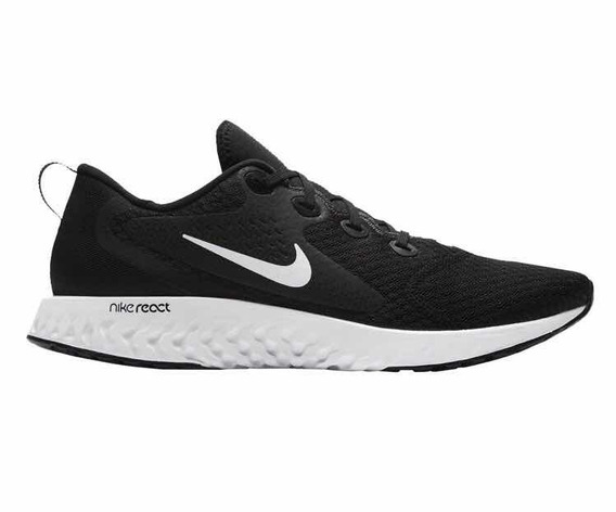 Calzado Nike Legend React Black- Running Original X Pedido