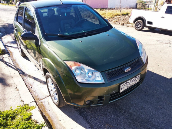 Ford Fiesta 1.6 Max Ambiente Plus Mp3