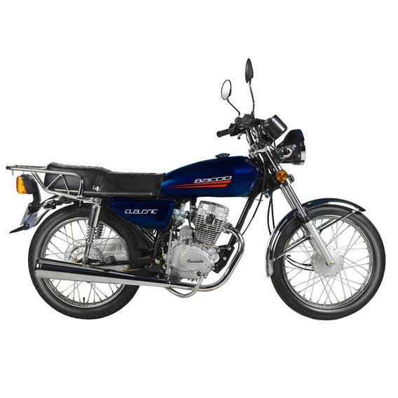 Motos Moto 0km Baccio Classic 125 Casco De Regalo Fama