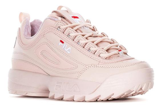 sitio autorizado sitio web para descuento precios de liquidación Zapatillas Fila Mujer Disruptor Originales - Ropa, Calzados ...