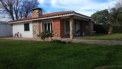 Preciosa Casa En Parque Del Plata Sur