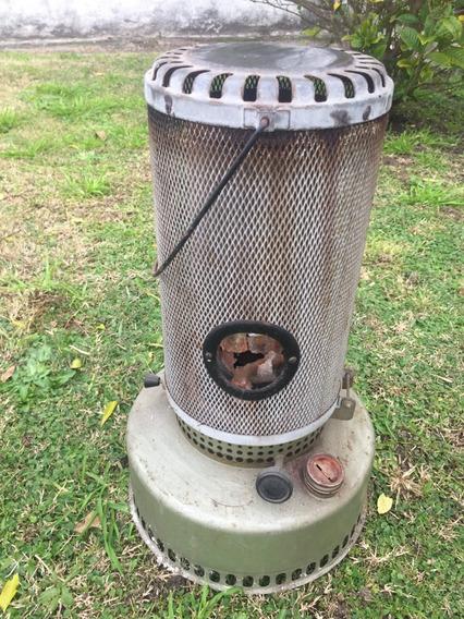 Estufa Antigua A Kerosene Para Restaurar Marca Pod