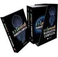 Narrativa Completa. Lovecraft . 3 Tomos En Caja (envíos)