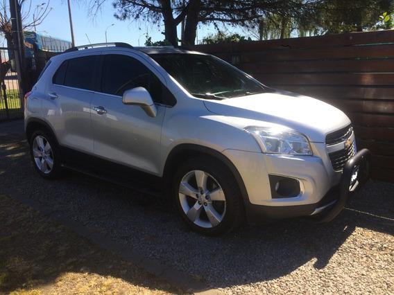 Chevrolet Tracker Automática Ltz 1.8 Awd At 140cv