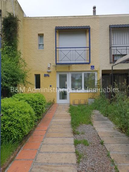 Alquiler Casa 3 Dormitorios En Carrasco