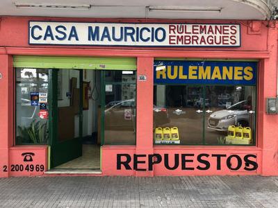 Alquilo - Local Comercial En Jacinto Vera Sobre Gral. Flores