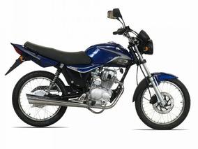Motomel Cg 150 Con Disco Motoroma 12 Ctas $2690