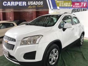 Chevrolet Tracker Lt Excelente 48 Cuotas 100% Financiado