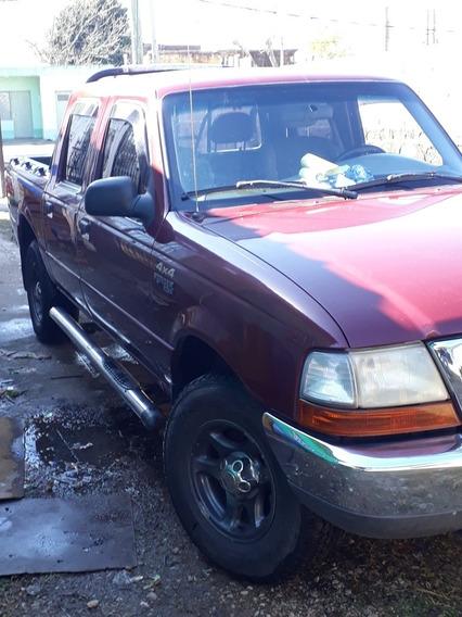 Ford Ranger 2.5 Xlt I Dc 4x4 Lim. 2000