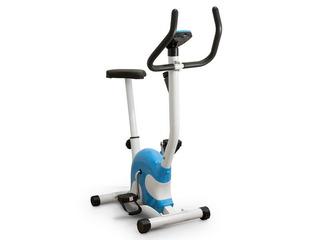 Bicicleta Fija Ergométrica Sw Fitness Monitor Disershop