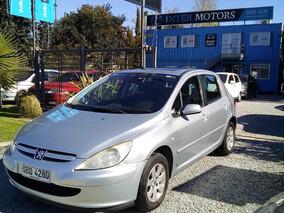 Peugeot 307 2.0 Xt Premium Tip. Intermotors