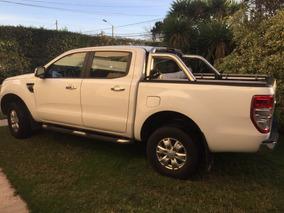Oportunidad Única Ford Ranger Doble Cabina Xlt Pocos Km.