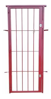 Puerta Reja / Hierro / Exterior /aluminio /