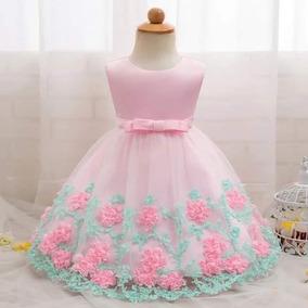 c9226827d4 Vestidos Para 1 Año Y 3 6 Meses - Mis Polluelos